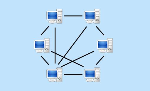 آموزش راه اندازی شبکه PTP به صورت عملی (MCITP)