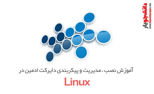 دوره ی آموزش نصب ، مدیریت و پیکربندی دایرکت ادمین در لینوکس
