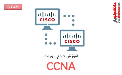 مجموعه کامل آموزش CCNA