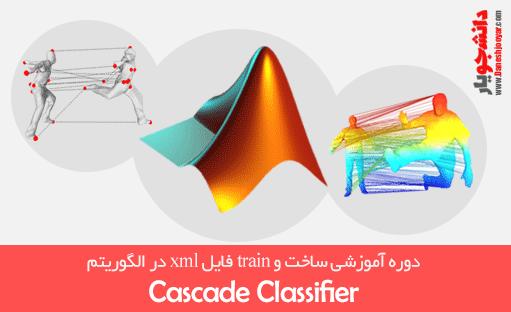 دوره آموزشی ساخت و train فایل xml در الگوریتم Cascade Classifier