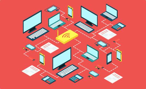آموزش شبکه های کامپیوتری همراه با بیان نکات کنکوری