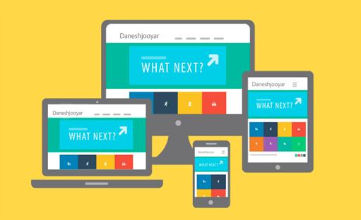 قالب وردپرس قدیم وبسایت دانشجویار + قالب بخش دوبله