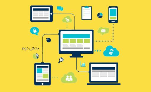 دوره جامع مهندسی وب – فصل ۶ تا ۸