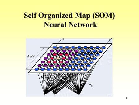 شبکه عصبی Kohonen