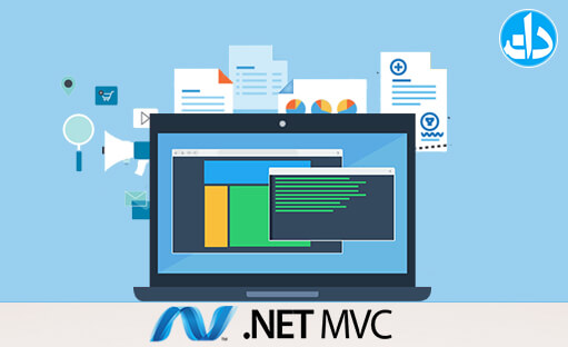 مجموعه کامل آموزش ASP.Net MVC5 همراه با طراحی قالب – پروژه وبسایت خبری مبتنی بر نقشه