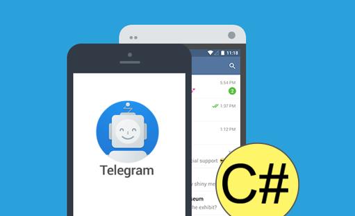 آموزش پابلیش ربات تلگرام در سی شارپ