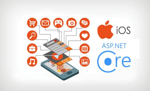 آموزش ساخت اپلیکیشن IOS با swift برای سایت های Asp.net core