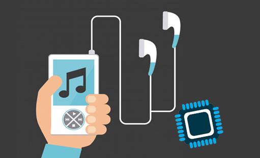 آموزش طراحی و ساخت MP3 Player