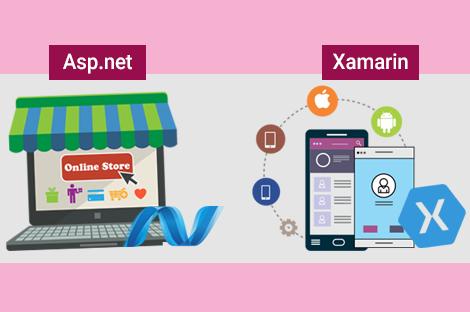 بخش پنجم آموزش ساخت فروشگاه با ASP.Net و طراحی اپ موبایل با Xamarin