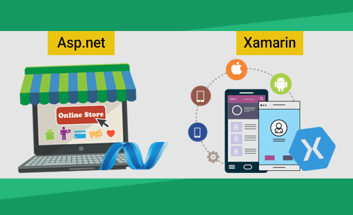 بخش چهارم آموزش ساخت فروشگاه با ASP.Net و طراحی اپ موبایل با Xamarin