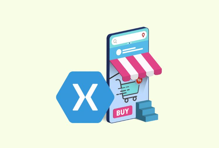آموزش ساخت اپلیکیشن اندروید فروشگاه اینترنتی با Xamarin