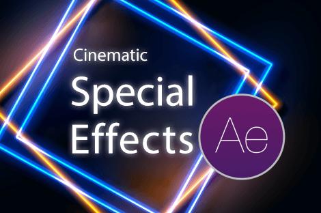 آموزش طراحی جلوه های ویژه سینمایی با افترافکت