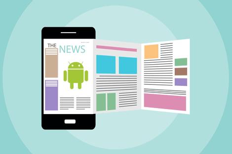 آموزش برنامه نویسی اندروید در قالب پروژه ساخت اپلیکیشن خبری