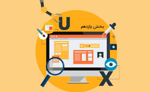 بخش یازدهم دوره جامع آموزش UI و UX – جلب توجه مخاطب با motion