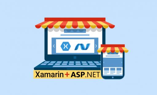 آموزش ساخت فروشگاه با ASP MVC و طراحی اپ موبایل با Xamarin – شامل ۱۶ بخش