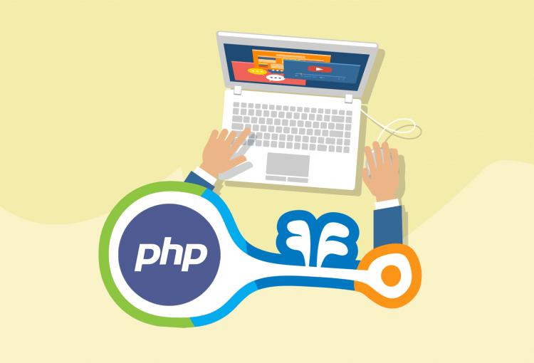 آموزش جامع طراحی سایت با PHP مشابه سایت شیپور