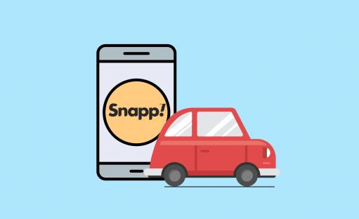 طراحی اپلیکیشن تاکسی آنلاین مشابه اسنپ