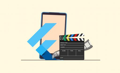 آموزش فلاتر پروژه ساخت اپلیکیشن فیلم
