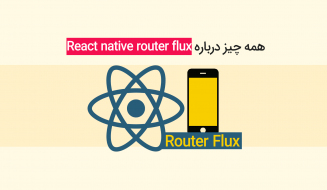 React native router flux